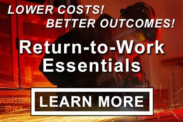 Return-to-Work Essentials